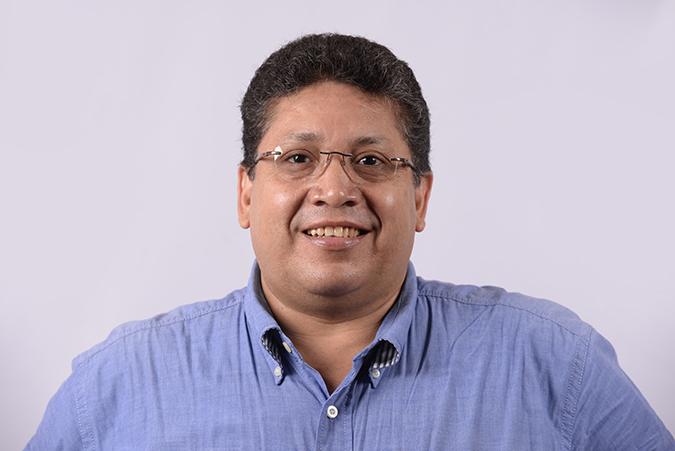 MSc Oscar Castillo