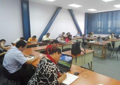 ICurso intensivo en formulación y evaluación de proyectos