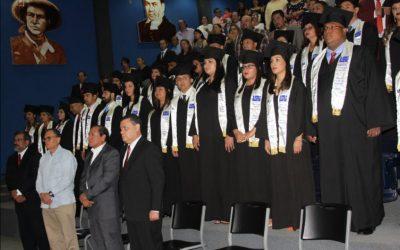UNI gradúa a 44 nuevos maestrantes