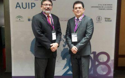 UNI-DEPEC Participando en la Asamblea de Asociación Universitaria Iberoamericana de Posgrado AUIP
