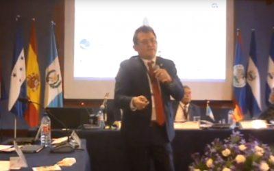 Participación del Director de Posgrado en la Reunión del Sistema Centroamericano