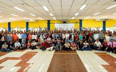 Desarrollo Exitoso del Seminario: El Desafío de Líder Coach Para formar Equipo de Alto Rendimiento