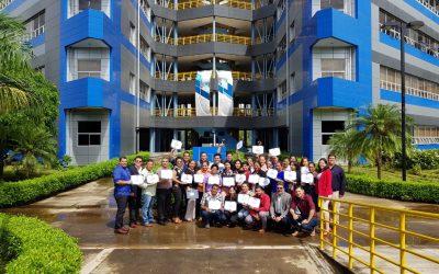 Finaliza con éxito el Diplomado de Marketing digital y gestión de servicios para atención al cliente a impartido a 35 funcionarios de la DASP- INATEC