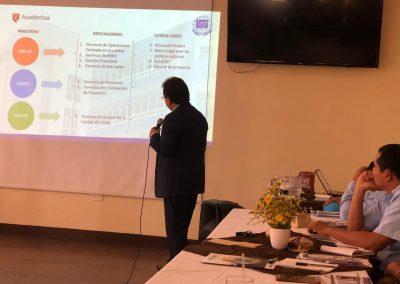 Taller para el Fortalecimiento del Sistema  Empresarial de Chontales