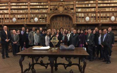 Dirección de Estudios de Posgrado y Educación Continua de la Universidad Nacional de Ingeniería UNI, Participa en la Reunión Técnica Internacional Sobre Evaluación De La Calidad Del Postgrado En Iberoamérica