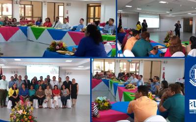 Entrega de Diplomas a 35 Funcionarios de la DASP- INATEC que Asistieron al Diplomado de Marketing digital y Gestión de Servicios para Atención al Cliente