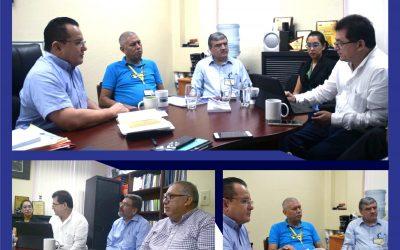 Sesión de Trabajo con la Escuela de Administración de Empresas del Instituto Tecnológico de Costa Rica ITCR