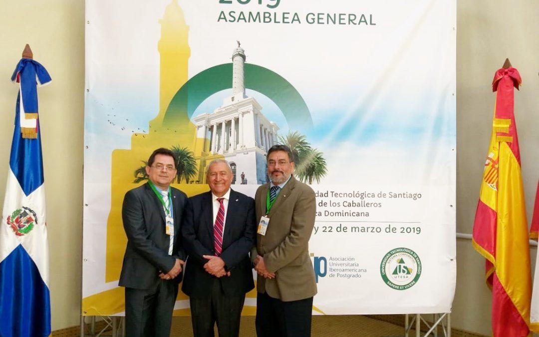 Asamblea General AUIP 2019, Santiago de los Caballeros, República Dominicana
