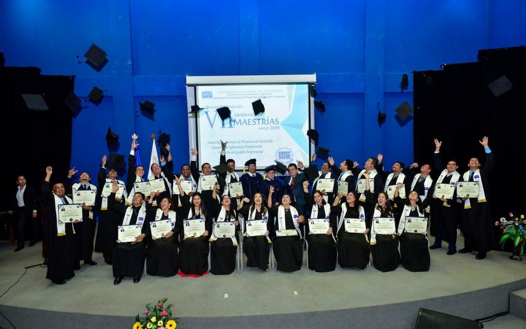 VII Graduación de Maestrías Mayo 2019