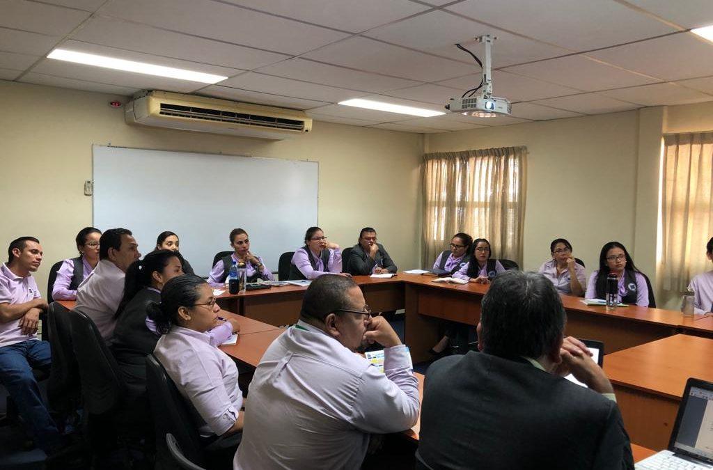 Colaboradores de la Dirección de Estudios de Posgrado se Reúne para conocer y aportar al  Plan Estratégico 2020-2030