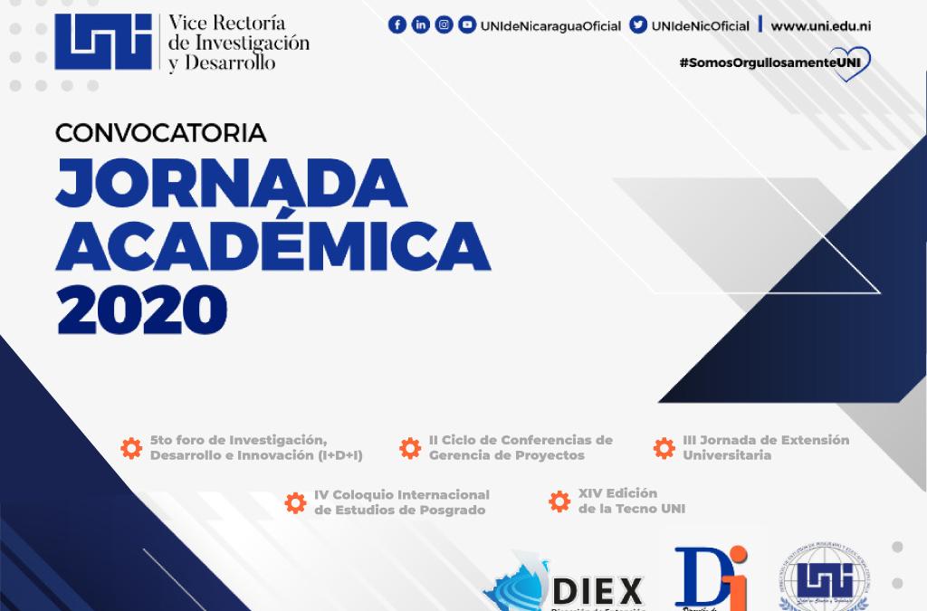 Jornada Académica 2020 de la Universidad Nacional de Ingeniería